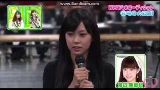 渡辺美優紀オーディション