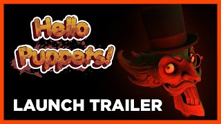 Hello Puppets! VR