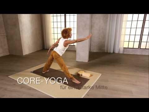 fitnessRAUM.de - Brigitte Yoga von und mit Diarra Diop
