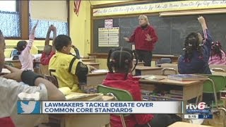 Parents, Teachers Rally Against Common Core Standards In Indiana Schools