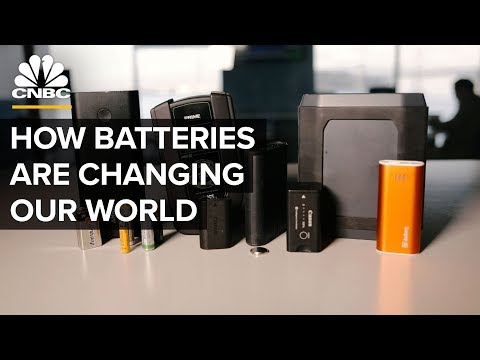 Why Tesla (And Everyone Else In Tech) Is Obsessed With Batteries