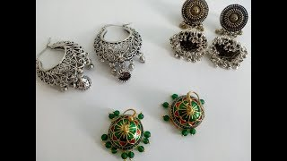 Ethnic Jewelry Haul Including Some Indian Jewelry From Ebay