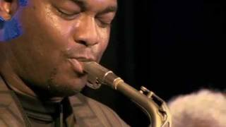 Jazz - James Carter Sax Improv (2009) - World Saxhopone Quartet Live (DVD)