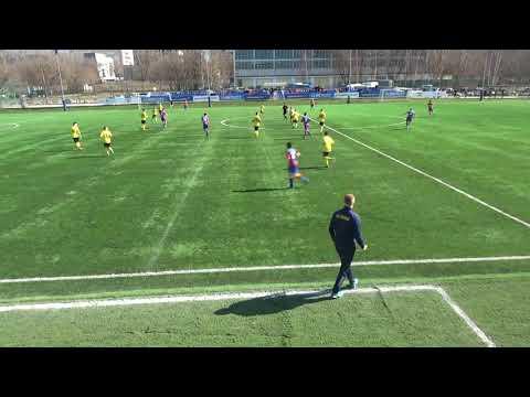 2004 г.р.: ЦСКА - Строгино - 1:1 | Тов. игра