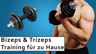 Muskel Training Mit Hanteln Gesundheit Und Medizin Muskeln Sport