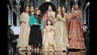 PANTENE HUM BRIDAL COUTURE WEEK 2018  Aisha Imran Collection #PHBCW  #HBCW