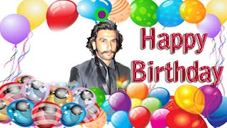 Ranveer Singh || Happy Birthday Status || Greetings & Stats || Short Bio | Ranveer Singh Birthday,