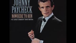 Johnny Paycheck Nowhere To Run
