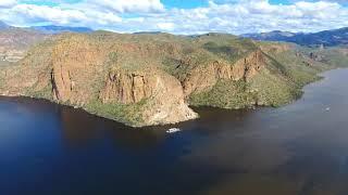 Canyon Lake 2020 DJI Phantom 4