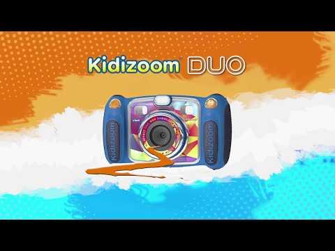 VTech - Kidizoom Duo, cámara de fotos digital para niños