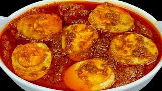 முட்டை இருந்தா இன்னைக்கே இந்த கிரேவி செஞ்சு பாருங்கள் செம்ம Taste😋   Egg Kulambu Recipe   Egg Gravy