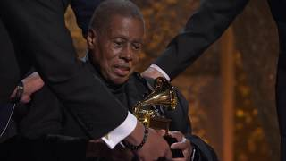 The Wayne Shorter Quartet Wins Best Jazz Instrumental Album | 2019 GRAMMYs Acceptance Speech
