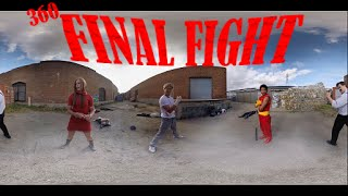 360 Final Fight - EMC MONKEYS