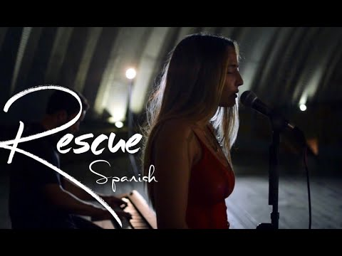Rescue - Lauren Daigle (ESPAÑOL) | Spanish Cover (Acoustic piano cover) | DANILA VASSALLO