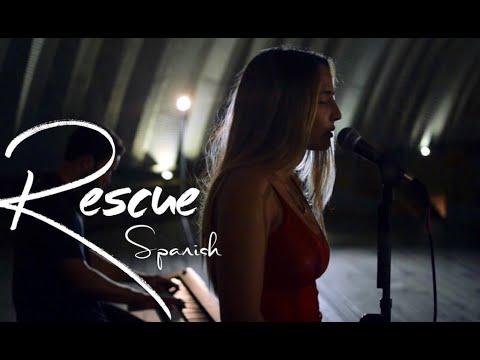 Rescue - Lauren Daigle (ESPAÑOL) | Spanish Cover (Acoustic piano cover) | DANILA VASSALLO
