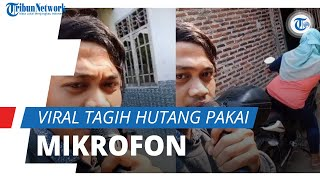 Viral Video Pegawai Koperasi Tagih Utang Pakai Mikrofon, Ide Terlintas saat Melihat Warga Karaoke