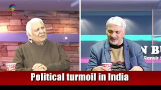 Imran Khan 's lies against India. Not one Muslim left for India - Tahir Gora & Dr Sharda @TAGTV