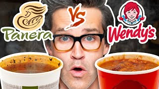 Who Has The Best Fast Food Soup? (Taste Test)