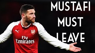 This Is Why Mustafi MUST LEAVE Arsenal   Stupid Mistakes Compilation   HD