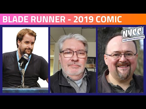 Blade Runner | The Next Generation - 2019 Comic