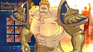 1200 GEMS! THE ONE ESCANOR DUAL SUMMONS! Seven Deadly Sins: Grand Cross