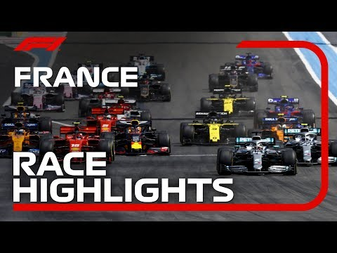 2019 French Grand Prix​: Race Highlights
