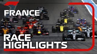 2019 French Grand Prix: Race Highlights
