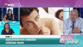Prof  Dr  Recai Pabuçcu İle Kadın Sağlığı   Beyaz Tv 8. Bölüm