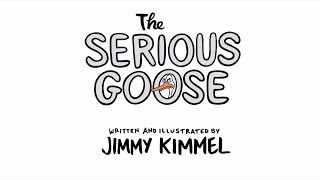 The Serious Goose - Animated Read Aloud