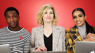 "The Cast Of ""Doctor Who"" Finds Out Which Characters They Really Are"