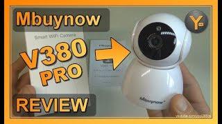 Review: Mbuynow V380 Pro / Full HD WLAN IP-Kamera mit Nachtsicht