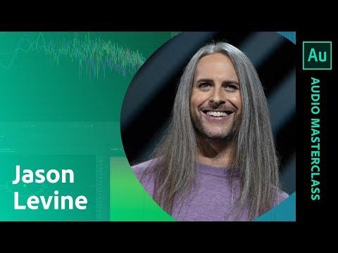 Video & Audio Masterclass - Sound Design in Adobe Audition