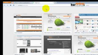 joomla kurulumu video