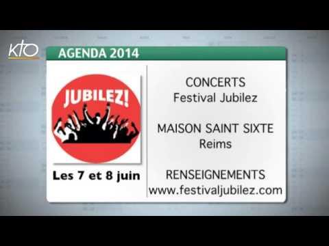 Agenda du 2 juin 2014