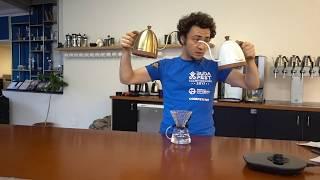 Brewista Artisan 600ml Gooseneck Wasserkocher