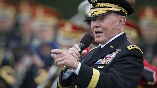 Martin Dempsey - Military Retirement Speech