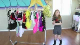 Auties Competition Dance Costumes