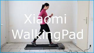 Xiaomi WalkingPad C1 Review - Intelligentes 250€ Laufband einrichten und erster Eindruck - Moschuss