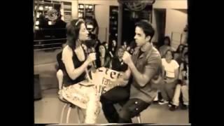 Luis Fonsi hablando de Jaci Velasquez