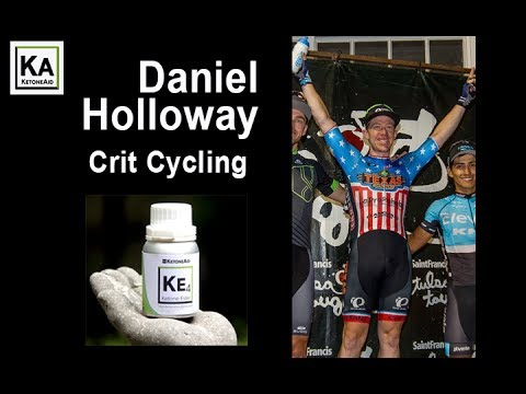 Daniel Holloway- Crit National Champ