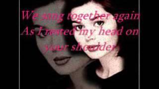 Christmas Tears by donna cruz with lyrics