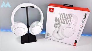 JBL TUNE 750BTNC Wireless Over-Ear ANC Headphones Under £140 - Review.