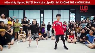 Dance Cover | River by Bishop Briggs - Cặp Đôi Nhí nhảy Hip Hop Siêu Đỉnh