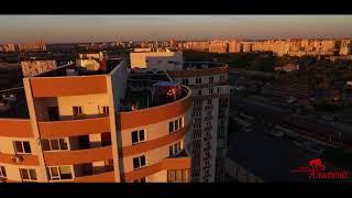 Новое видео свидания на крыше от сервиса романтики Альтечо