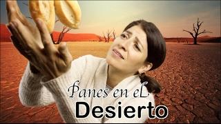"""""""PANES EN EL DESIERTO"""". Devocionales cristianos. Miss Nat. Amy & Andy"""