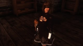 NieR Automata 2B Outfit HDT Conversion