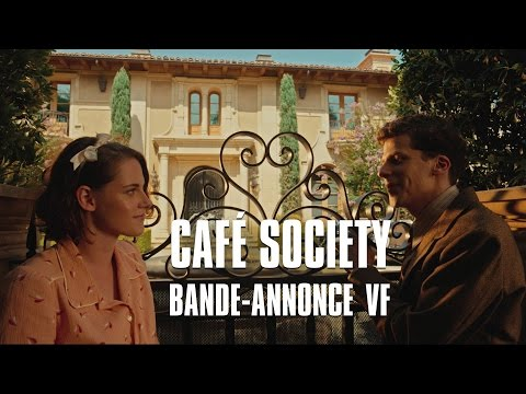 Café Society de Woody Allen - Bande-Annonce VF