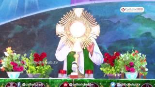 Word Of God By Rev.Fr. Jayaraj @ Divine Word Centre, Muthangi, TS, INDIA 16-07-17