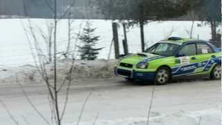 preview picture of video '2013 Rallye Perce-Neige - Marie-Anne 1 - P. Marcoux & C. Villeneuve'