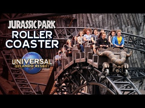 Jurassic Park Roller Coaster Rumored for Islands of Adventure - ParksNews